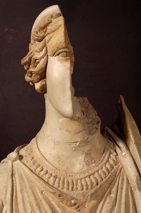 Angizia's Bust