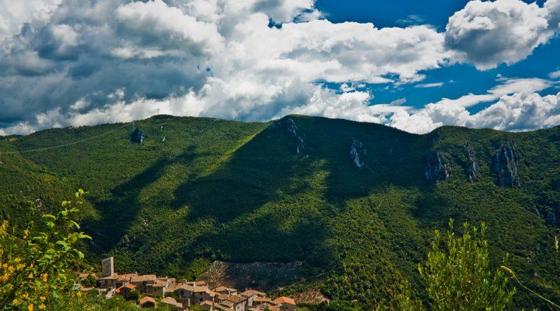 La Valserra, un far west a Ovest della Conca