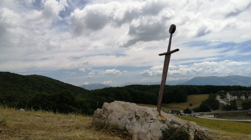 Terminillo, la spada e le montagne dell'immaginazione