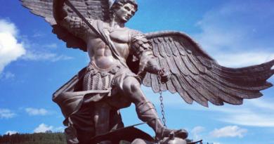 La spada di San Michele e il cielo sopra Ferentillo
