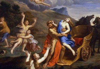 Le pietre che non ridono: Demetra e Persefone in Appennino