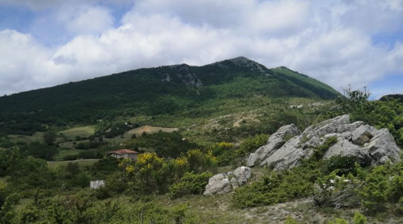 I Monti Sabini, Vacuna e quel meraviglioso senso di vuoto