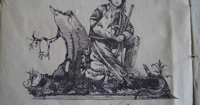Ciccilla e il passaggio al bosco dei briganti